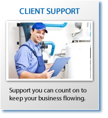 Client Support
